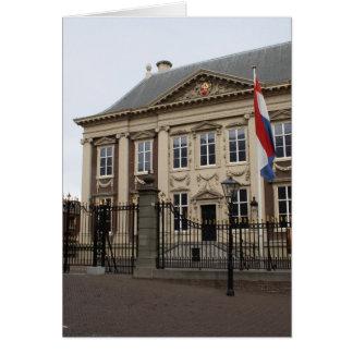 Mauritshuis Card
