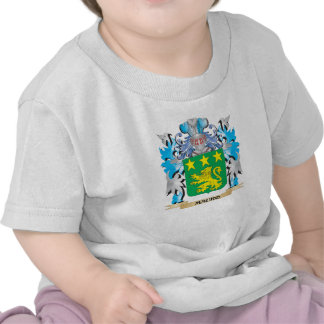 Mauro Coat of Arms - Family Crest Tee Shirt
