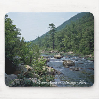 Maury River, Virginia Mouse Pads
