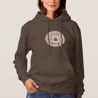 Mau's soup hoodie