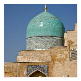 Mausoleo de Abu Bakr Kaffal Shashi Bóveda Comunicado