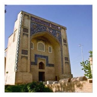 Mausoleo de Abu Bakr Kaffal Shashi Comunicados