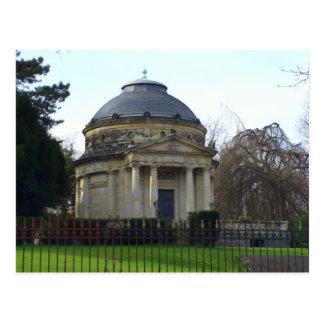 Mausoleo de Bonn Postal