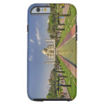 Mausoleo del Taj Mahal/Agra, la India 2 Funda De iPhone 6 Tough