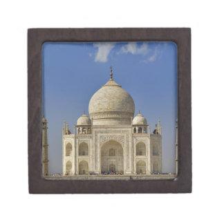 Mausoleo del Taj Mahal/Agra, la India Caja De Joyas De Calidad