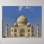 Mausoleo del Taj Mahal/Agra, la India Impresiones