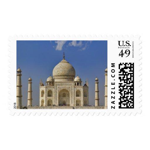 Mausoleo del Taj Mahal/Agra, la India Sellos