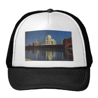 Mausoleo del Taj Mahal de Vasily Vereshchagin Gorras