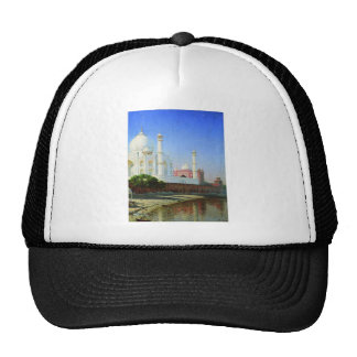Mausoleo del Taj Mahal de Vasily Vereshchagin Gorro De Camionero