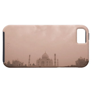 'Mausoleum at the riverside, Taj Mahal, Agra, 2 iPhone SE/5/5s Case