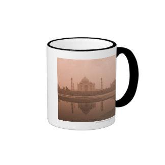 Mausoleum at the riverside, Taj Mahal, Agra Mugs