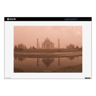 "Mausoleum at the riverside, Taj Mahal, Agra Skin For 15"" Laptop"