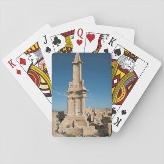 Mausoleum Of Bes, Sabratha, Az Zawiyah District Playing Cards