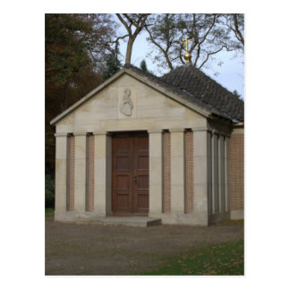 Mausoleum Postcard