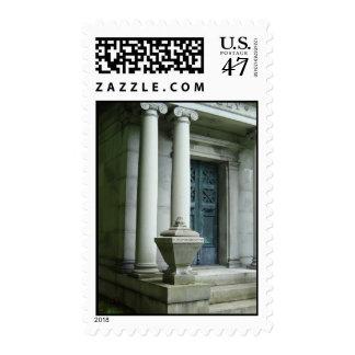 Mausoleum - Stamps