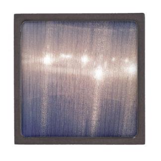 Mauve aLien lights Premium Trinket Box