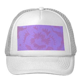 Mauve Fantasy Hats