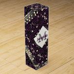Mauve Mosaic Passion Wine Gift Box