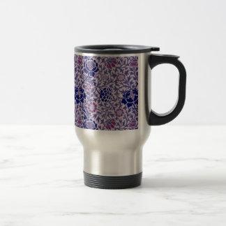 Mauve Purple Chic Travel Mug