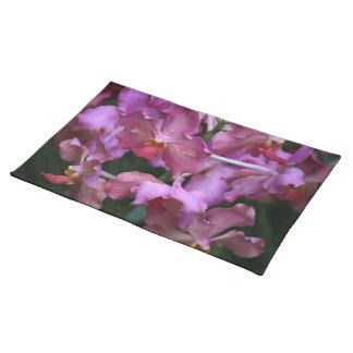 Mauve Singapore Orchid Placemat