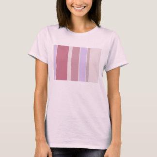 Mauve Stripes T-Shirt