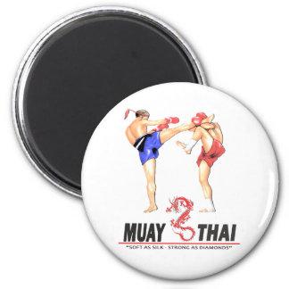 mauy-thai-#-2 2 inch round magnet