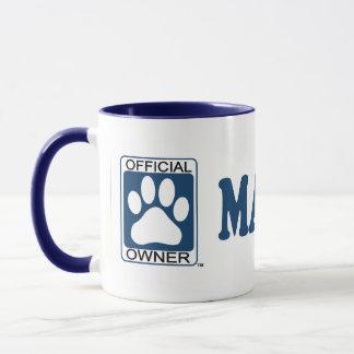 Mauzer Blue Mug