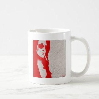 Mav rojo 1 taza clásica