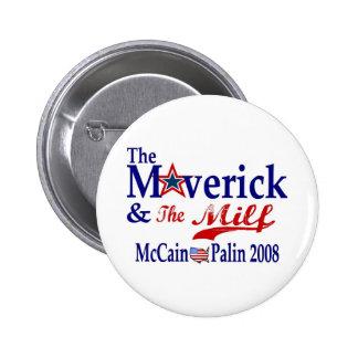 maverick and milf button