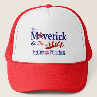 maverick and milf trucker hat