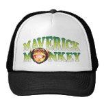 Maverick Monkey Mesh Hats