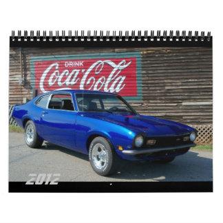 Mavericks and Comets 2012 Calendar