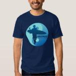Mavericks -Half Moon Bay (Blue) T-Shirt