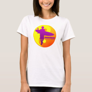 Mavericks -Half Moon Bay (Sunburst) T-Shirt