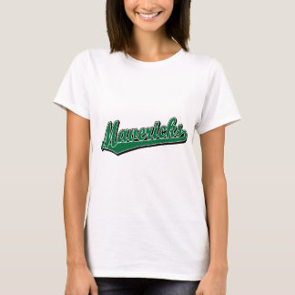 Mavericks in Green T-Shirt