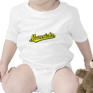 Mavericks in Yellow Bodysuits