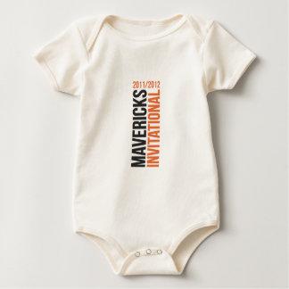 Mavericks Invitational Baby Bodysuit
