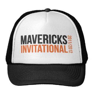 Mavericks Invitational Trucker Hat
