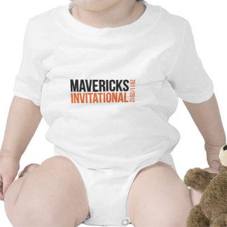 Mavericks Invitational Rompers