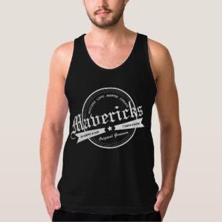 Mavericks Only Tanks