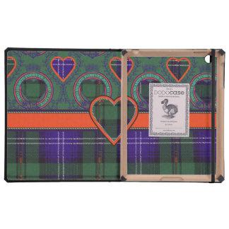 Mavor clan Plaid Scottish kilt tartan iPad Folio Cases