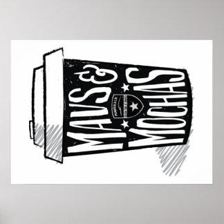 Mavs & Mochas poster