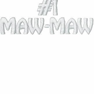 Maw-Maw #1 zippered Sports Jacket