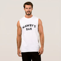 Mawby's Bar - Flashdance - Throwback Shirt
