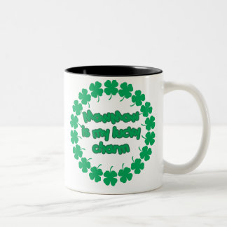 MawMaw is My Lucky Charm Coffee Mug