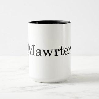 Mawrter mug