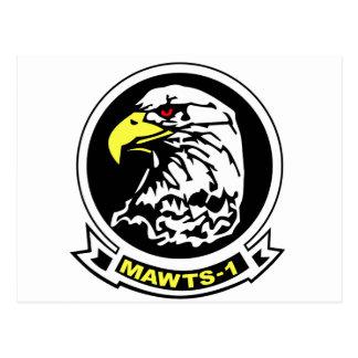 MAWTS-1 TARJETAS POSTALES