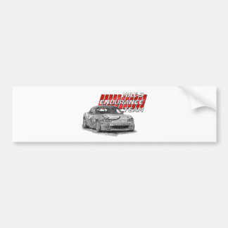 MAX-5 Enduro Team Car Bumper Sticker