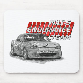 MAX-5 Enduro Team Mouse Pad
