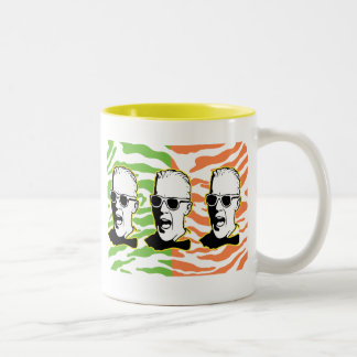 Max 80s Two-Tone coffee mug